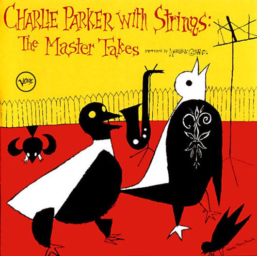 <strong>Charlie Parker with Strings</strong>