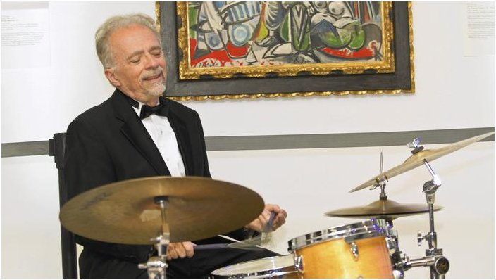 Jazz and Strings drummer Gene Bozzi brings his ensemble to Hartford's Infinity Hall on Nov. 29. (Johnathon Henninger / Courant file photo)